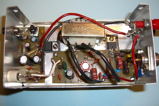 Grenade transmitter