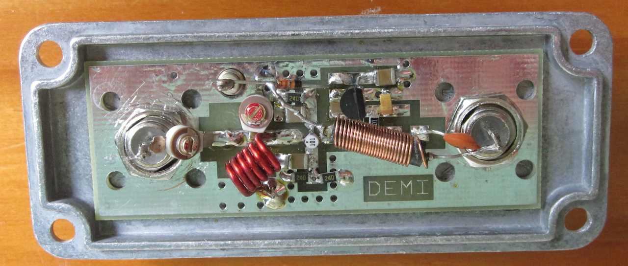 UHF Pirates – 250 MHz SATCOM Monitoring   RadioHobbyist org