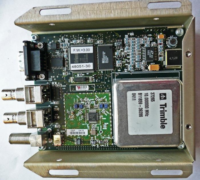 GPS Disciplined 10 MHz Reference | RadioHobbyist org